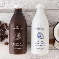 Little Island Coconut Milk 1ltr