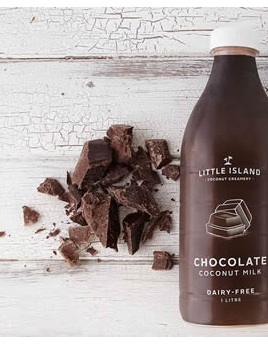 Little Island Coconut Milk Chocolate 1ltr