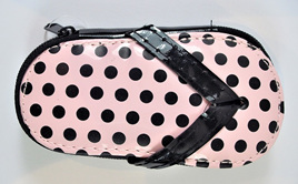 Little Jandal Polka Dot Manicure Set