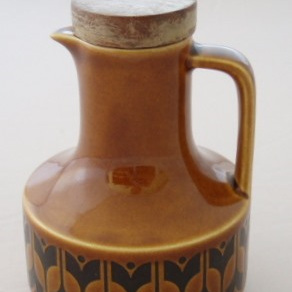 Little jug with stopper heirloom by Hornsea