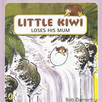 Little Kiwi Loses his Mum