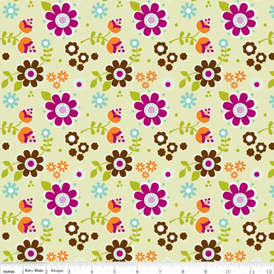 Little Matryoshka - Floral