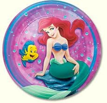 Little Mermaid Ariel  Party Range