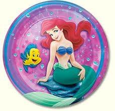 Little Mermaid Party Range