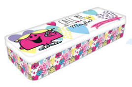 Little Miss - Pencil Tin