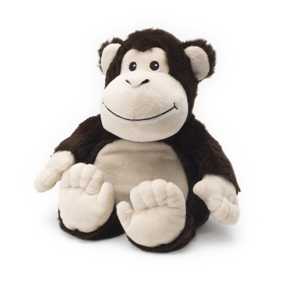 little monkey wheat bag perfect for warming your child's bed this winter