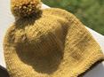 Little Mushroom Pom Pom hat