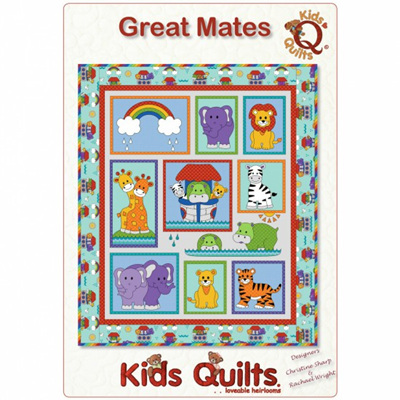 Little Noah - Great Mates Kit