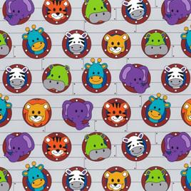 Little Noah Portholes Grey NT80190103