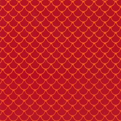 Little Noah - Tiles Red