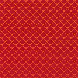 Little Noah Tiles Red NT80190108