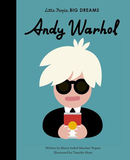 Little People, Big Dreams: Andy Warhol
