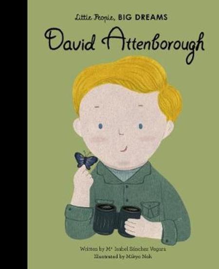 Little People, Big Dreams: David Attenborough (PRE-ORDER ONLY)