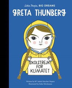 Little People, Big Dreams: Greta Thunberg