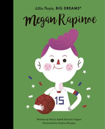 Little People, BIG DREAMS - Megan Rapinoe (PRE-ORDER ONLY)
