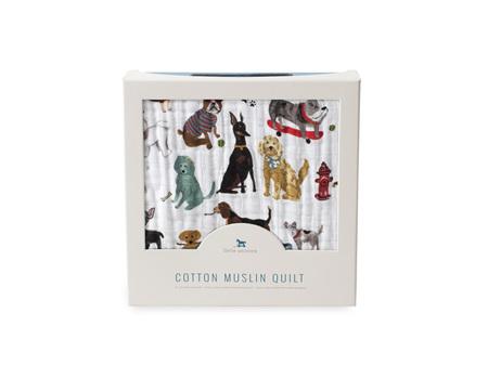Little Unicorn - Cotton Muslin Quilt Woof