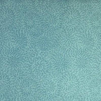Littondale - Country Swirls Sky Blue