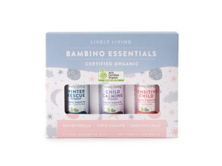 LIVELY LIVING - BAMBINO ESSENTIALS TRIO