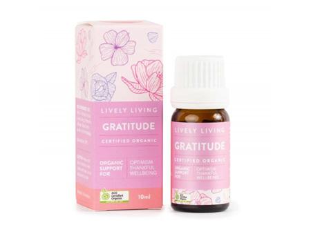 LIVELY LIVING - GRATITUDE