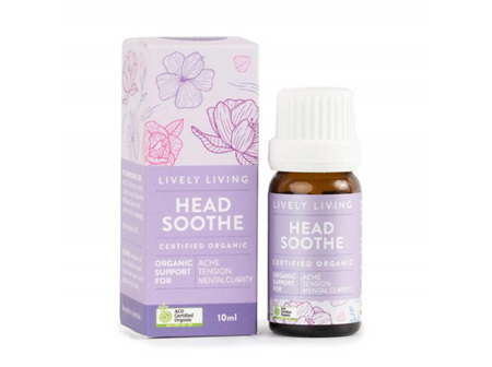 LIVELY LIVING - HEAD SOOTHE
