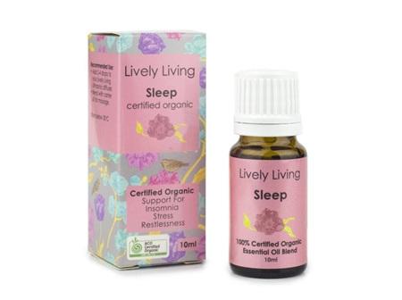 LIVELY LIVING - SLEEP