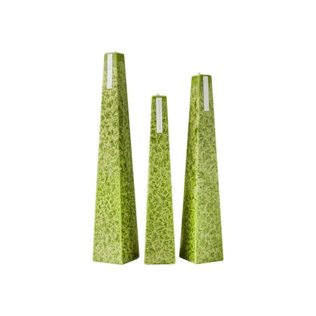 Living Light Granite Icicle: Green - Lemongrass