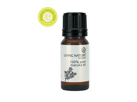 Living Nature NZ - 100 % Pure Manuka Oil