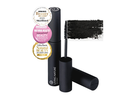 Living Nature NZ - Black Mascara