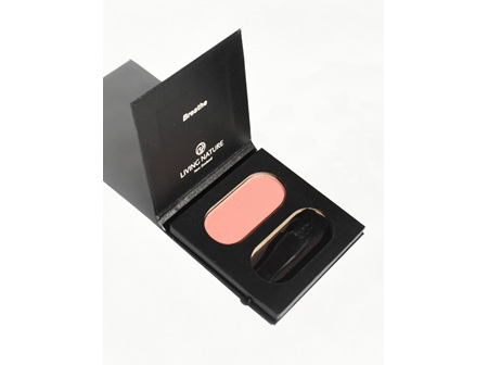Living Nature NZ - Blusher&Bronzer Warm Summer