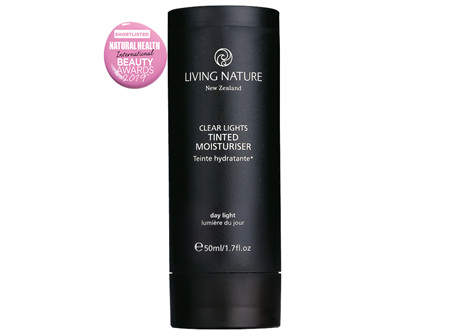 Living Nature NZ - Day Light Tinted Moisturizer