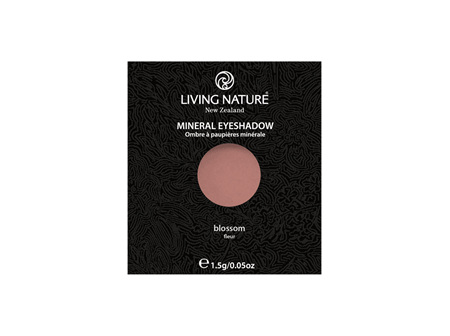 Living Nature NZ - Eyeshadow Blossom