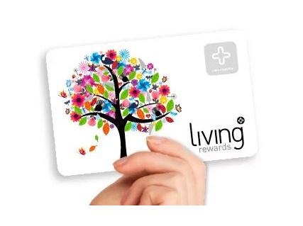Living Rewards
