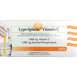 Livon Lypo-spheric Vit C 1000mg sach