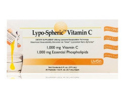 Livon Lypospheric Vitamin C Box Of 30