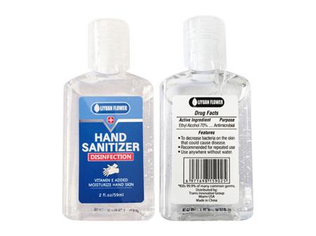 LIYUAN FLOWER Hand Sanitiser 59ml