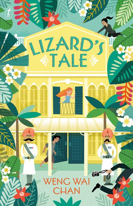 Lizard's Tale (PRE-ORDER ONLY)