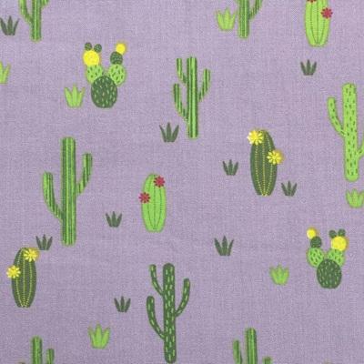 Llama Crossing - Cactus