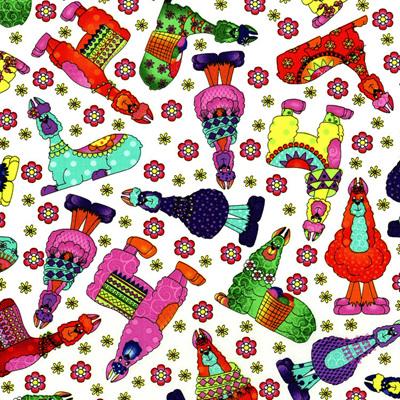 Llama Llama Bo Bama - Llama Toss