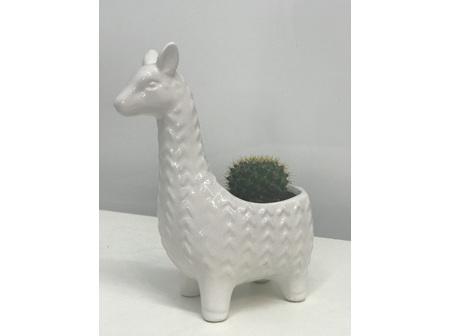 Llama Pot