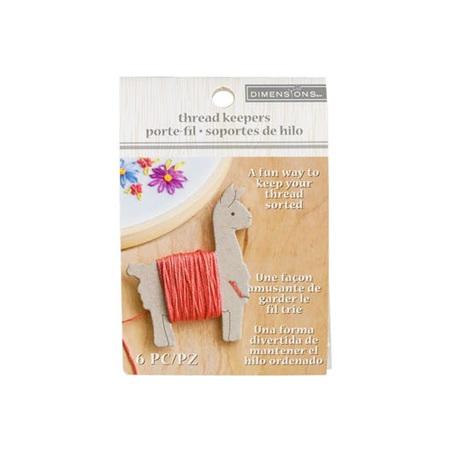 Llama Thread Keeper Floss Bobbins