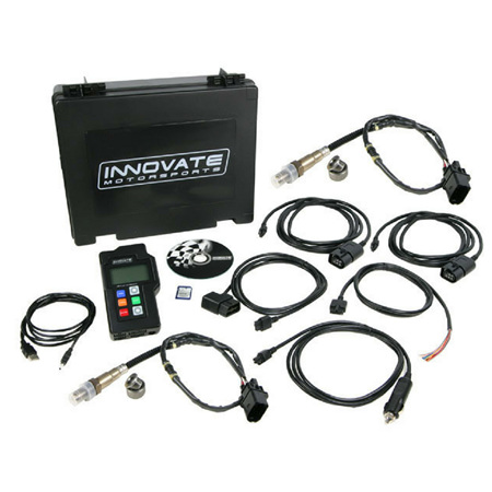 LM 2 Ultimate Shop Kit - Wideband Air Fuel Ratio Meter (Dual Channel) - 3921