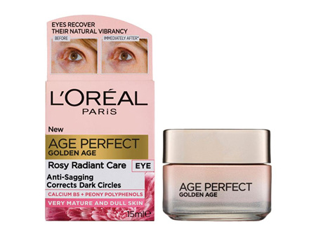 LO Age Perfect Golden Age Rosy Eye Cr