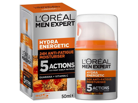 LO Men Exp HE Moisturiser 50ml