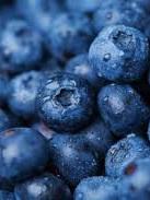 Local Sprayfree Blueberries Frozen - 1Kg