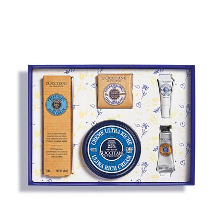 L'Occitane Classic Shea Butter Gift Pack