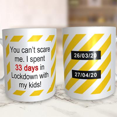 Lockdown Mug