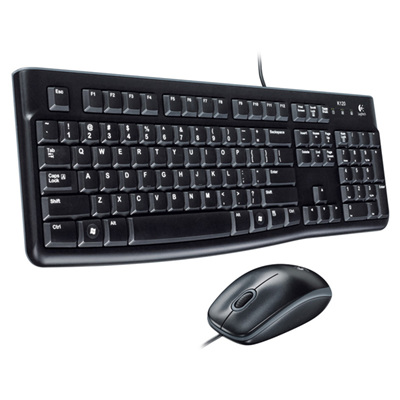 Logitech MK120 USB Desktop Kit