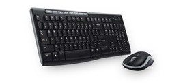 Logitech MK270R Wireless Desktop Kit