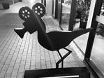 logo  3D  BOP Film  sign  Bob the Bird