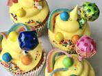 lollie Cupcakes